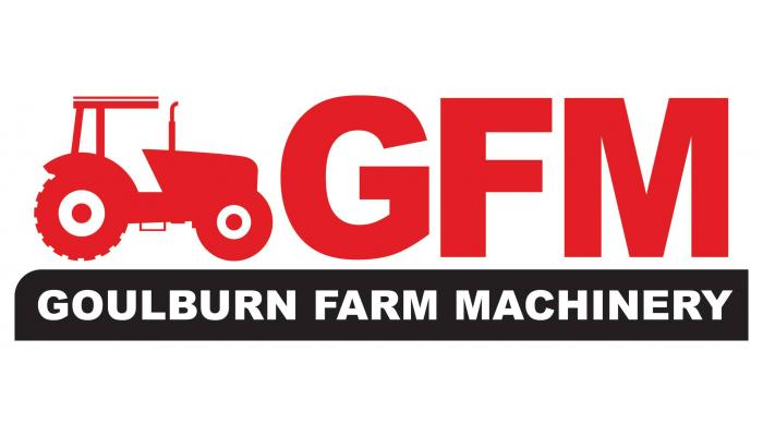 Goulburn Farm Machinery Logo