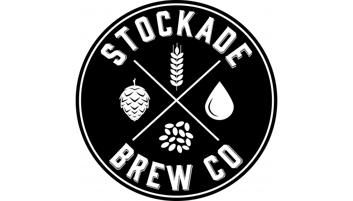 Stockade Brewery Co Logo Black